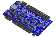 网络型IAS-2040T四门单向门禁控制器